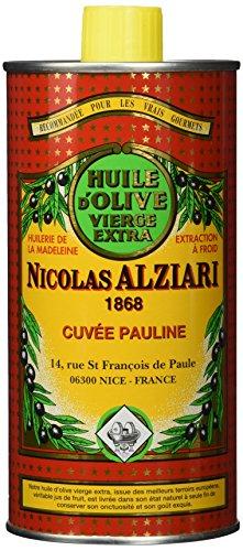 Französisch Olivenöl (Nicolas Alziari Olivenöl extra vergine Fruitee Intense, 1er Pack (1 x 500 ml))