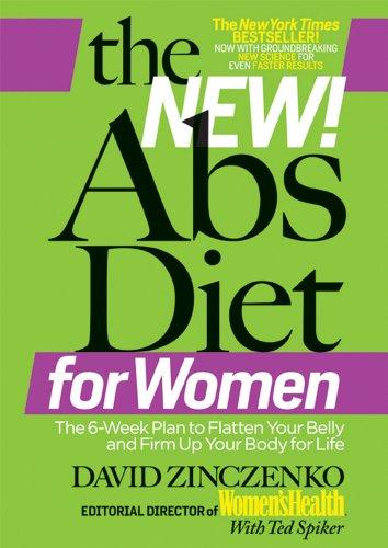 New Abs Diet For Women, The por David Zinczenko