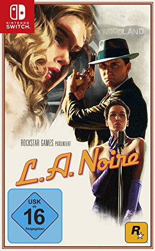 L.A. Noire  - [Nintendo Switch] -