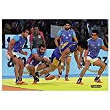 Pics And You Kabaddi Indian Team 189 Laptop Skin (3M/Avery Vinyl, 15x10 inches) - SP189
