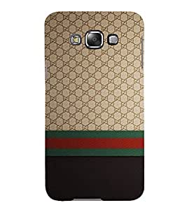 PrintVisa Simple And Sober Pattern 3D Hard Polycarbonate Designer Back Case Cover for Samsung Galaxy E5 :: Samsung Galaxy E5 Duos :: Samsung Galaxy E5 E500F E500H E500HQ E500M E500F/DS E500H/DS E500M/DS