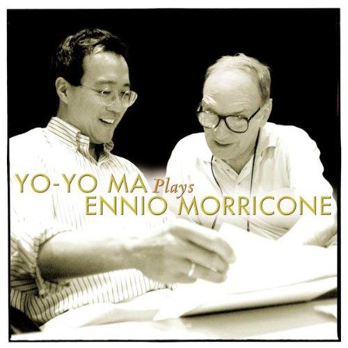 Preisvergleich Produktbild Yo-Yo Ma Plays Ennio Morricone