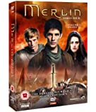 Merlin Series 4 Volume 1 BBC [DVD]