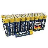 VARTA Industrial - 40 Pilas alcalinas AA / LR6 / Mignon (pack abre fácil, 1.5 V)