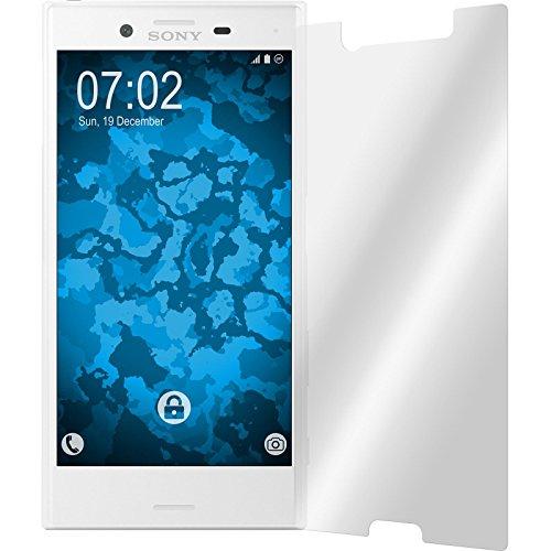 Preisvergleich Produktbild 4er-Pack Displayschutzfolie klar für Sony Xperia X Compact von PhoneNatic