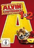 Alvin und die Chipmunks 1 & 2 [2 DVDs] - Jason Lee, David Cross, Cameron Richardson