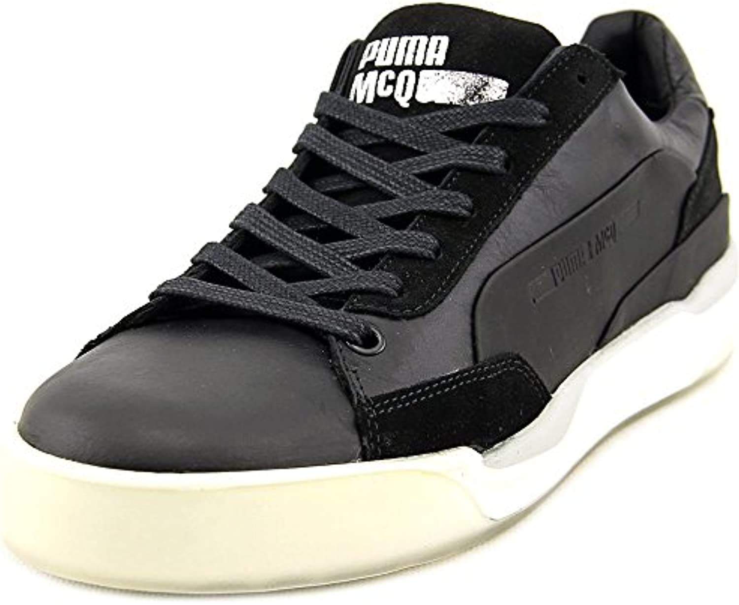 Alexander McQueen By Puma Move Lo Lace Up Men US 10.5 Black Sneakers
