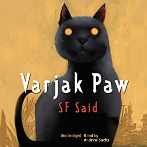 Image result for varjak Paw