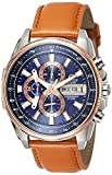 Casio Edifice Analog Blue Dial Men's Watch-EFR-549L-2AVUDF