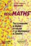 R�sumaths Seconde : Tout le programme...