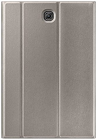 Samsung Galaxy Tab S2 8.0 PU Flip Folio Book Cover Hülle, gold