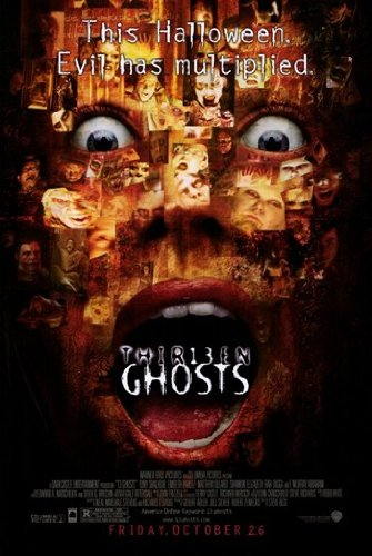 13 Ghosts Movie Poster (27,94 x 43,18 ()