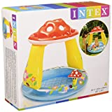 Intex 57114NP - Bad Babypilz Planschbecken