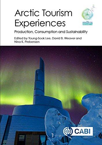 Descargar Libros Ebook Gratis Arctic Tourism Experiences: Production, Consumption and Sustainability PDF