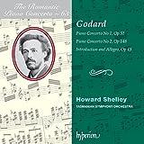 Godard: Romantic Piano Concerto Vol.63 [Howard Shelley] [Hyperion: CDA68043]