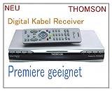 Thomson Digitaler Kabel-Receiver DCI 1500K/G mit Fernbedienung