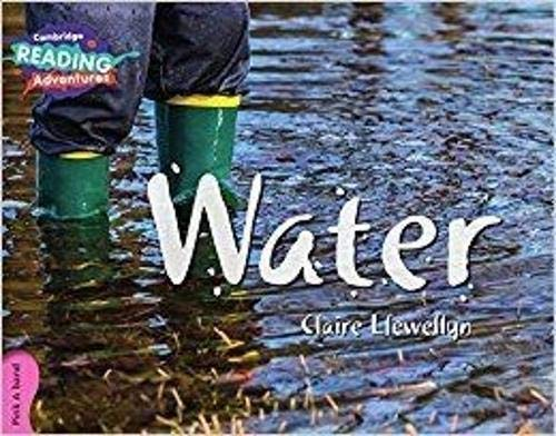 Water Pink A Band (Cambridge Reading Adventures)