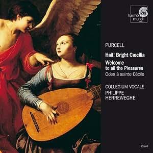 Odes For Saint Cecilia's Day