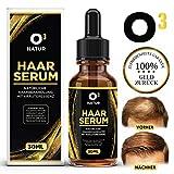 Die besten Hair Growth Serum für Frauen - G.F. Haarwachstum serum // Haarwuchsmittel für Frauen und Bewertungen