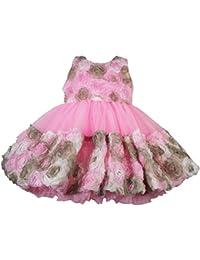 Jennygrace Baby Girl's Party Wear Frock Dress JGG-145