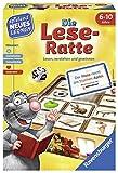 Ravensburger Kinderspiele 24956 Die Lese-Ratte Lernspiel