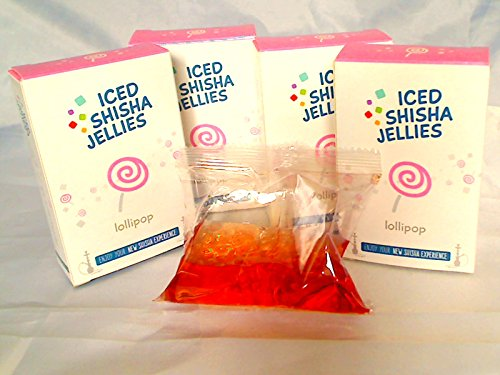 Premium narghilè Gel Lollipop-200gr nikotinfreier Sostituto del Tabacco Per Pipe ad acqua