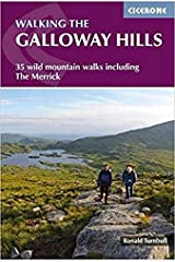 Walking the Galloway Hills: 35 wild mountain walks including the Merrick (British Mountains) Paperback