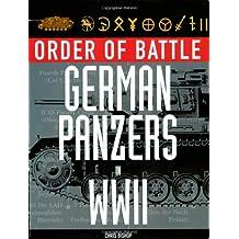 German Panzers in World War II (Order of Battle (Zenith))
