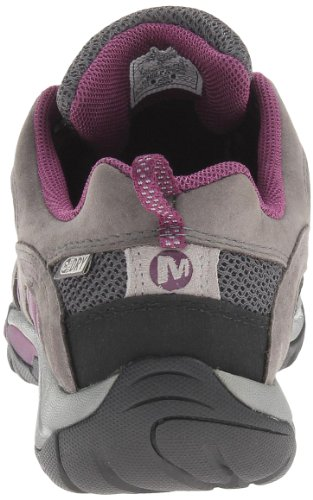 Merrell AZURA WTPF, Scarpe da escursionismo e trekking donna Grigio (Castle Rock/PurpleCastle Rock/Purple)