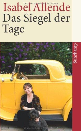 Buchseite und Rezensionen zu 'Das Siegel der Tage' von Isabel Allende