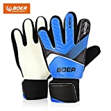 Zorbes Boer Skid Resistant Finger-Save Child Goalkeeper Gloves