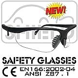 403a000c91 Shield * Shooter * Clear Deportes Gafas de protección, gafas, gafas de tiro,