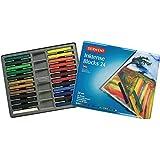 Derwent Inktense Blocks Watercolour Paints Tin - Set of 24