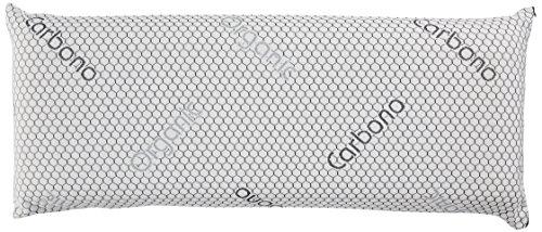Preisvergleich Produktbild Olympus Sleep Visco Plus Kissenbezug, aus Polycotton, schwarz, 90x 35x 12cm