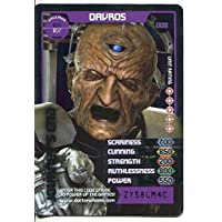 Doctor Who Monster Invasion Card #008 Davros