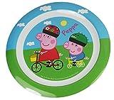 Peppa Pig Kinder Abendessen Teller 22cm