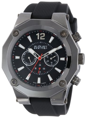 Montre bracelet - Homme - AUGUST STEINER - AS8080BK