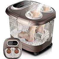Kays Fußsprudelbad,Fußbad Automatisches Fußwaschbecken, elektrische Massage Heizung, Haushalt Thermostat preisvergleich bei billige-tabletten.eu
