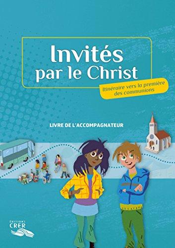 Invités par le christ : Livre de l'accompagnateur (1DVD)