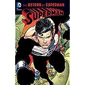 Superman: The Return of Superman by Gerard Jones (2016-04-05)