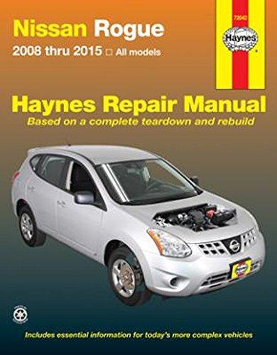 Descargar Libro Haynes Repair Manuals Nissan Rogue, '08-'15 (72042) by Haynes Repair Manuals de Unknown