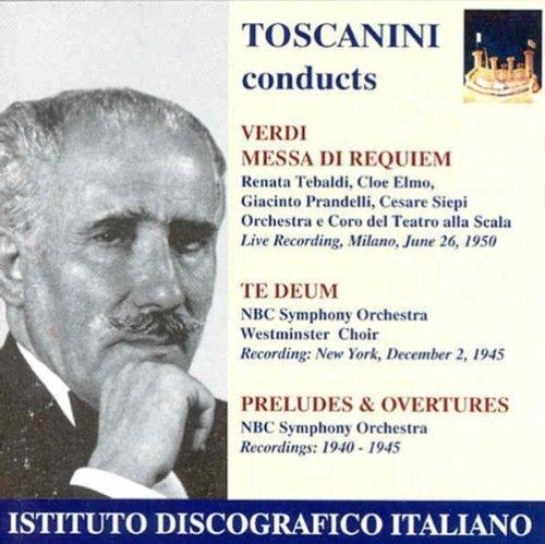 Toscanini Conducts Verdi