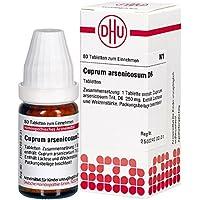 Cuprum Arsenicosum D 6 Tabletten 80 stk preisvergleich bei billige-tabletten.eu