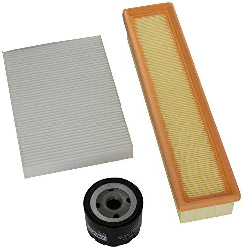 Preisvergleich Produktbild MAPCO 68107 Filtersatz - Ölfilter / Luftfilter / Pollenfilter