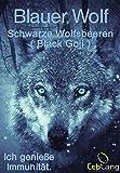 Blauer Wolf - Getrocknete Schwarze Bio-Gojibeeren mit Lärchenestrakt Taxifolin (black goji)