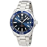 TAG Heuer Aquaracer Homme 43mm Saphire Quartz Montre WAY101C.BA0746