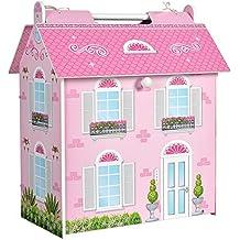 ColorBaby - Casa muñecas 34 x 22 x 40 cm ...