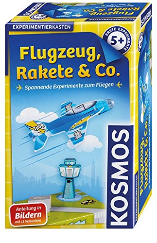 "Kosmos 602420\"" Flugzeug, Rakete & Co. Experimente und Forschung"