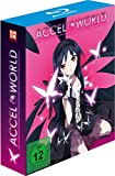 Accel World Vol. 1 (+ Sammelschuber) [Blu-ray] [Limited Edition] [Alemania]