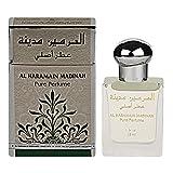 Al Haramain Madinah Concentrated Pure Perfume Rollon (Attar,15Ml)